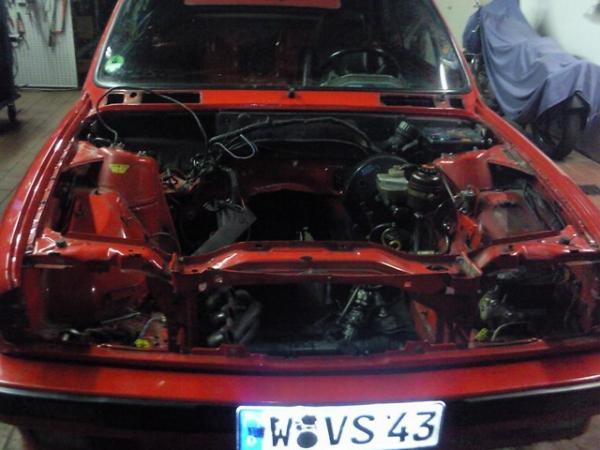 16.02.2010 Motorausbau