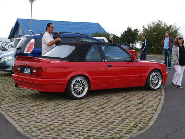 318iS Baur-Cabrio