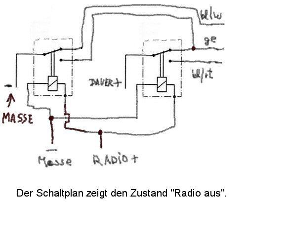 Anschlu 223 Automatikantennen Bzw Kabelbaum Car Hifi
