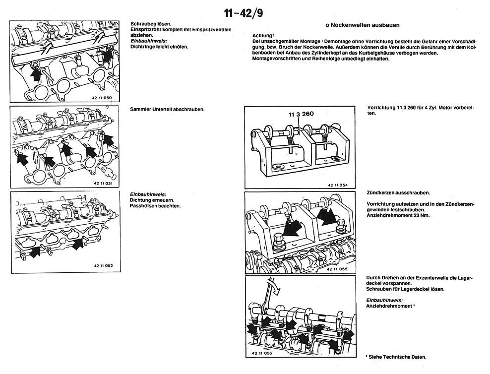 hydros m42 wechseln spezialwerkzeug n tig antrieb. Black Bedroom Furniture Sets. Home Design Ideas