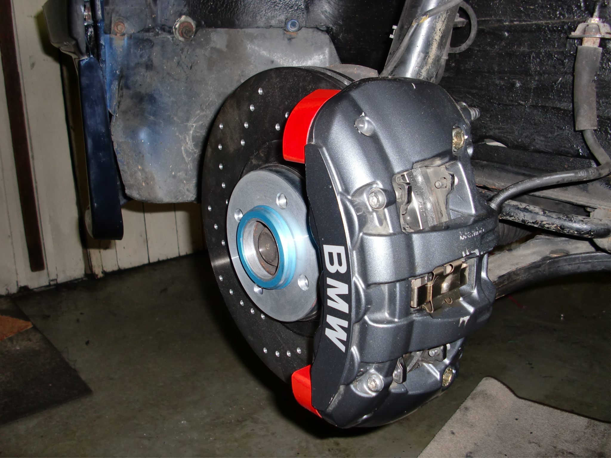 Bremsanlage 6 Kolben 315mm Fahrwerk E30 Talk Com