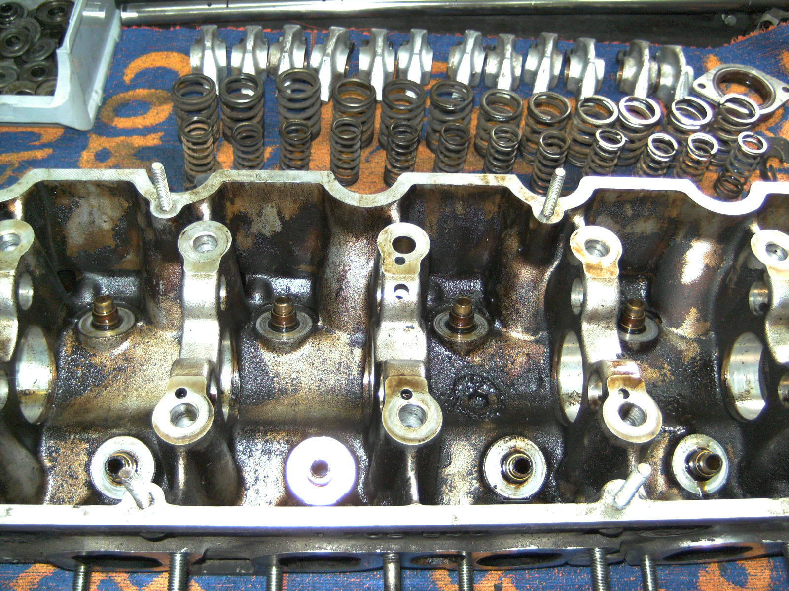 Fabelhaft Pleuellager wechseln M10 Motor - Allgemeines - E30-Talk.com #WZ_95