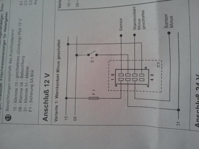 VDO Instrumente ohne Funktion - Elektrik - E30-Talk.com