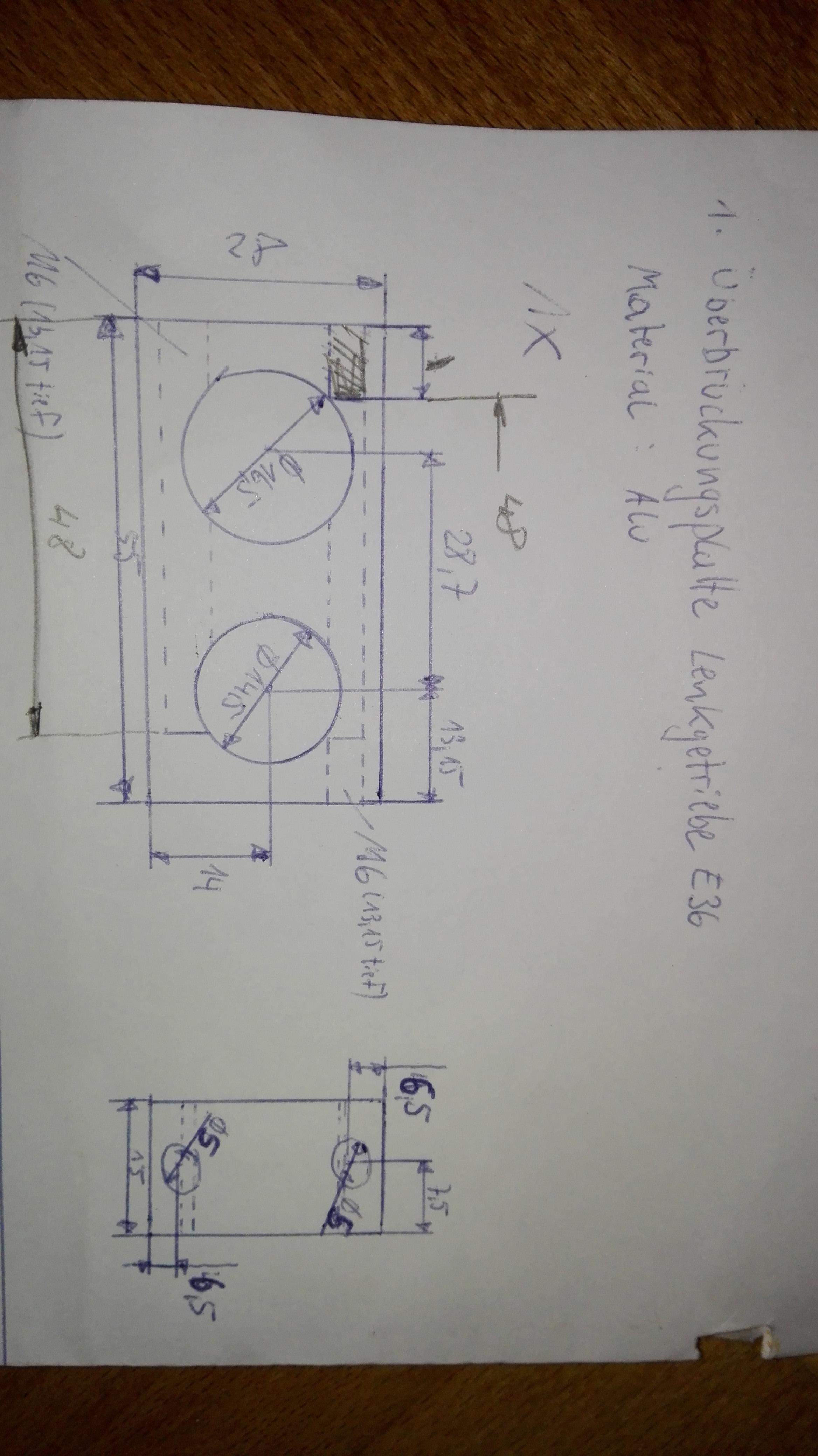 e36 46 lenkgetriebe ohne servo seite 2 fahrwerk e30. Black Bedroom Furniture Sets. Home Design Ideas