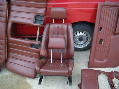 farbbezeichnung der roten ledersitze ausstattung e30. Black Bedroom Furniture Sets. Home Design Ideas