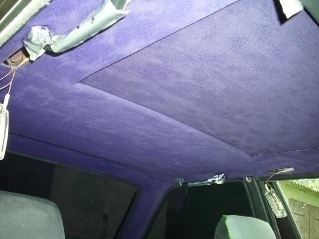 himmel f rben in eingebautem zustand ausstattung e30. Black Bedroom Furniture Sets. Home Design Ideas