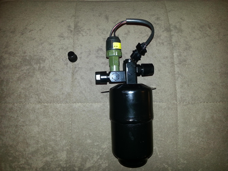 Druckschalter für Klimaanlage Hochdruckschalter HELLA 6ZL 351 028-131