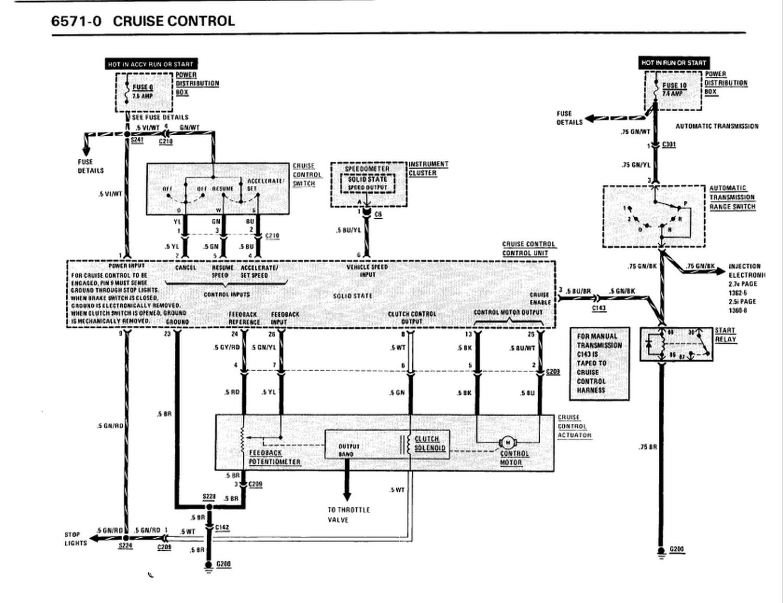 tempomat im m40 und faq elektrik e30. Black Bedroom Furniture Sets. Home Design Ideas