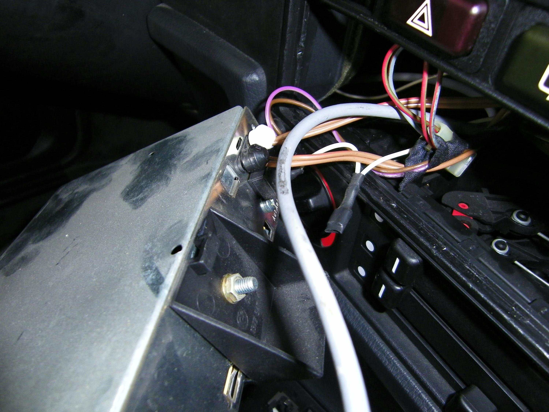 radioadapter, kabelbelegung ... - Car-HiFi & Navigation - E30-Talk.com