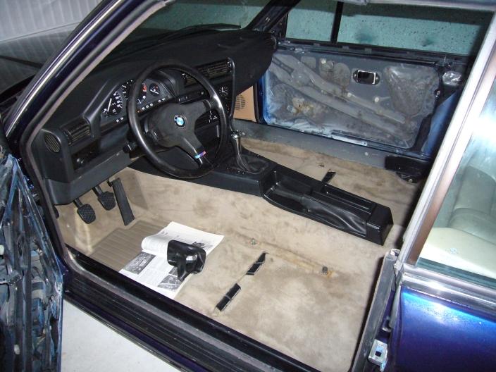 Neuer Teppich für E30 Cabrio??  Karosserie  E30Talkcom
