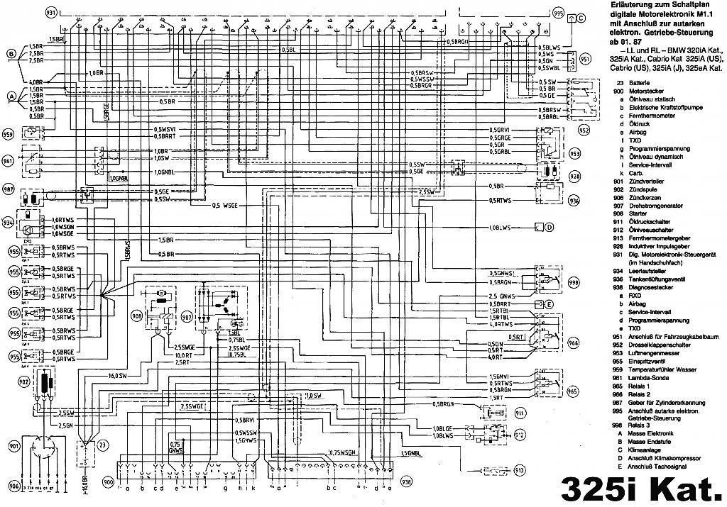 Kabelsalat kriege ich nicht hin...... - Seite 2 - Elektrik - E30 ...