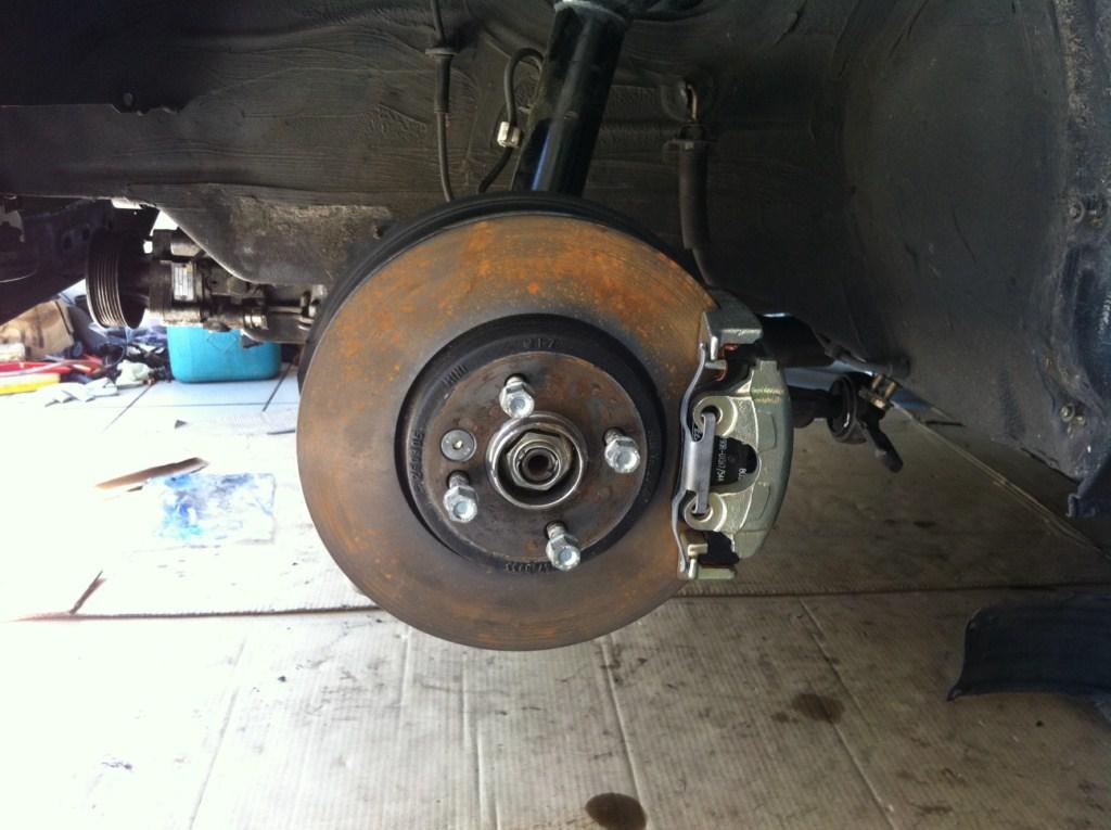Bremsenupgrade F 252 R 15 Z 246 Ller Seite 2 Fahrwerk E30