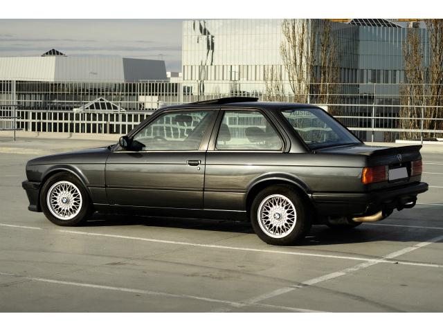 325i M Technik 1 Diamant Schwarz Vfl Foto Stories E30 Talk Com