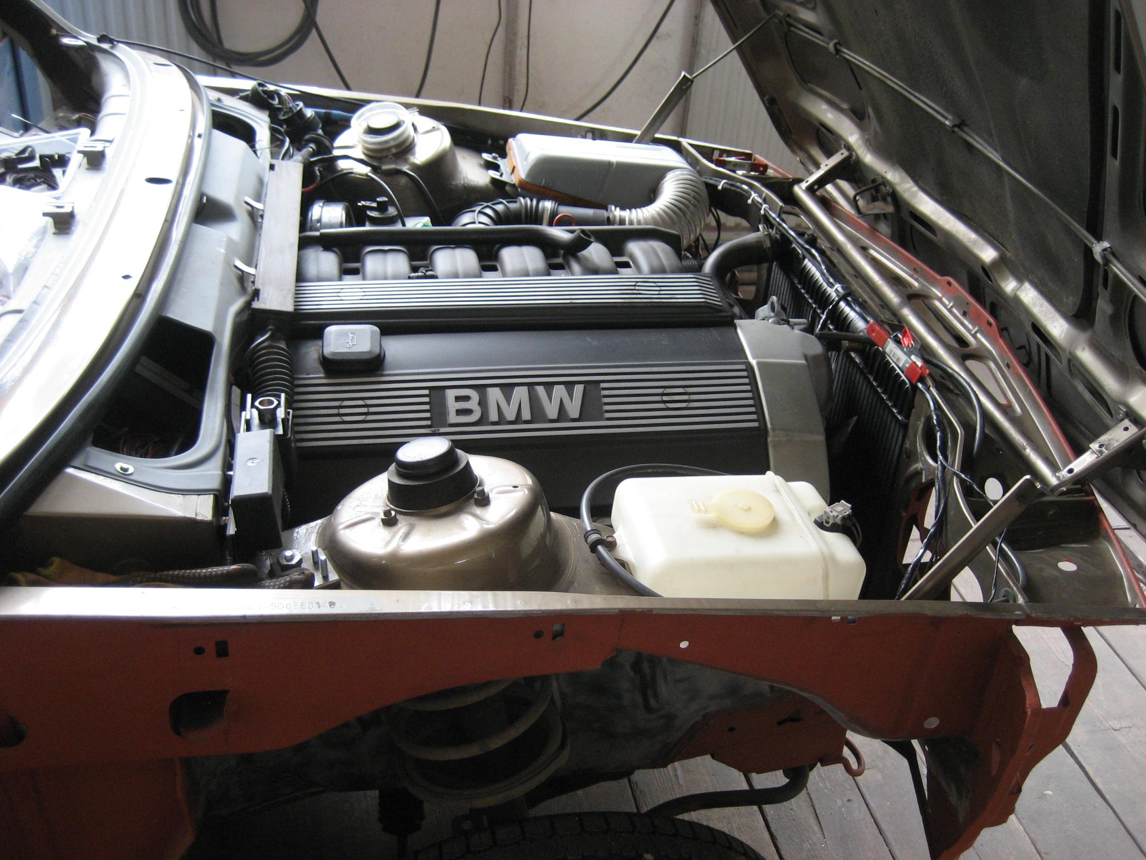 M50 Motor Umbau Auf E30 Kabelbaum Elektrik E30 Talk Com