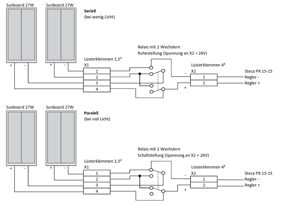 zweistufiger Doppel E-Lüfter Schaltung - Elektrik - E30-Talk.com