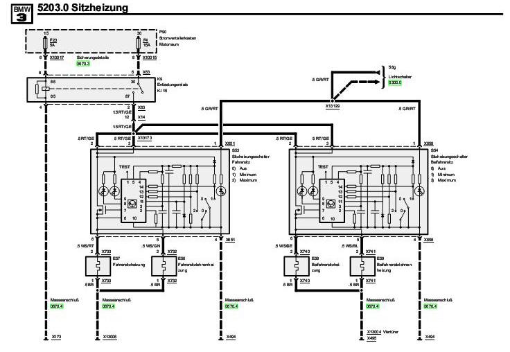 Fantastisch E38 Schaltplan Galerie - Die Besten Elektrischen ...