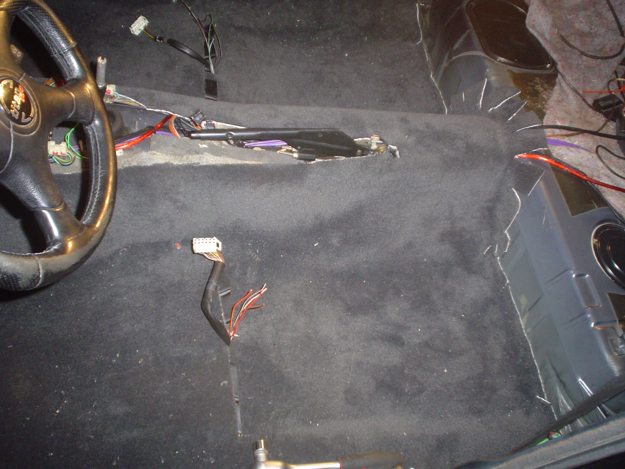 Schablone für Teppich  Ausstattung  E30Talkcom