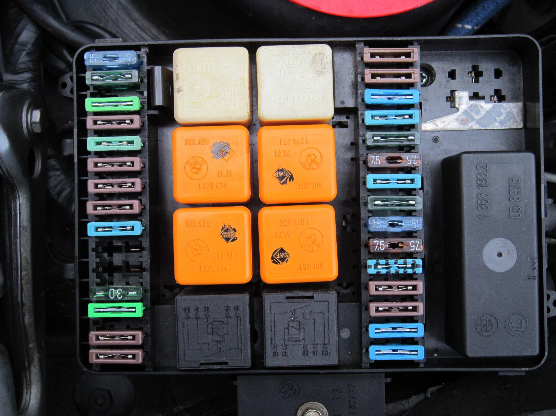 Relaisbelegung 325i Elektrik E30 Talk Com