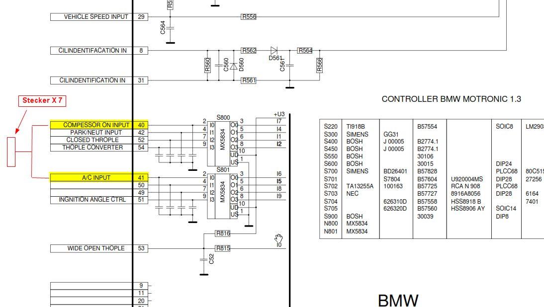 Klimaleitungen und komponenten - Seite 7 - Ausstattung - E30-Talk.com