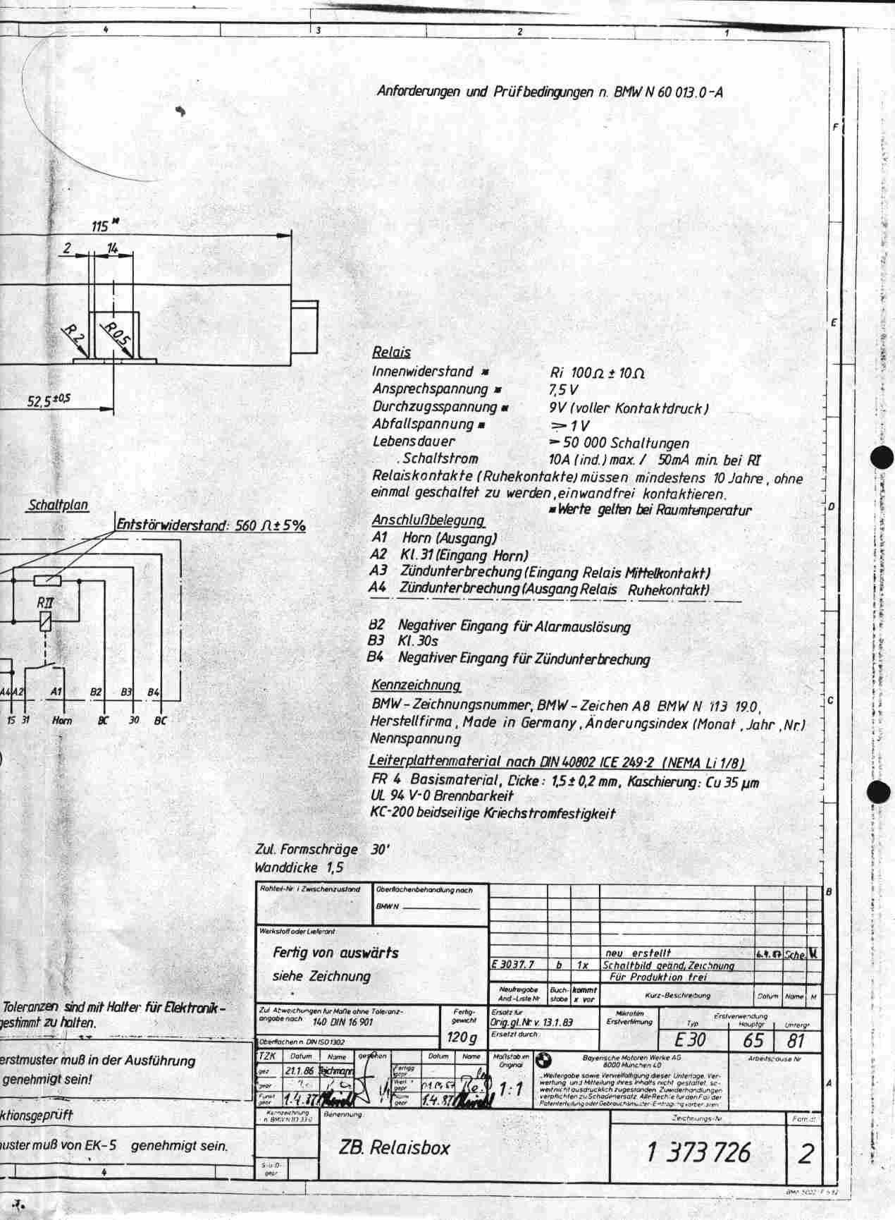 Ausgezeichnet E46 Funkschaltplan Zeitgenössisch - Der Schaltplan ...