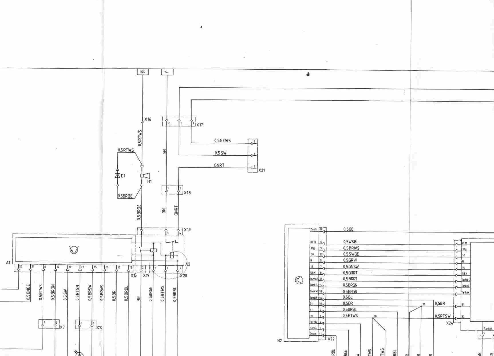Großzügig Schaltplan E30 325i Bilder - Der Schaltplan ...