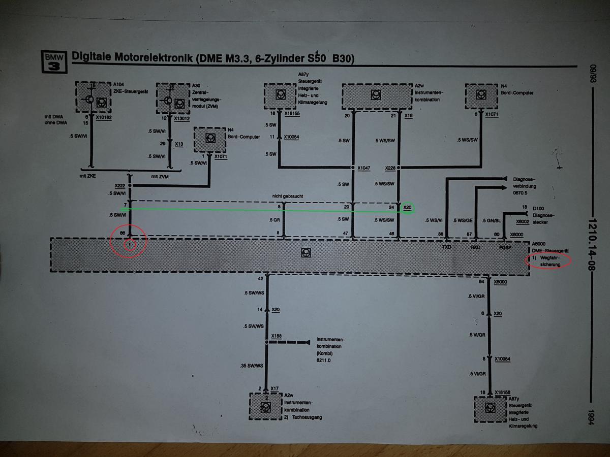Ungewöhnlich Schaltplan Der Telefonwandbuchse Ideen - Elektrische ...